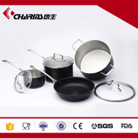 Wholesale Elegant Nonstick Stainless Steel Cookware Set Kitchen Utensil Tool