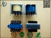 China electronic parts and ferrite core smps transformer