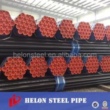 a53 gr b carbon steel pipe Professional grooved fire sprinkle steel pipe
