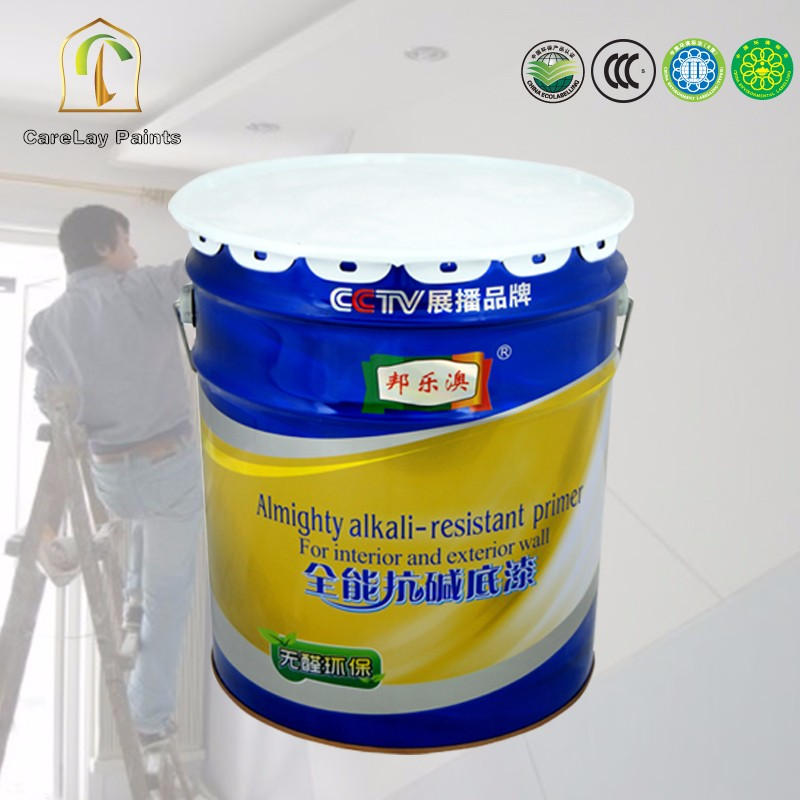 Water based acrylic waterproof spray wall sealer