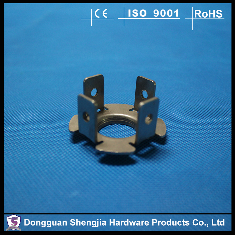 ISO 9001:2008 China ROHS steel auto metal clips