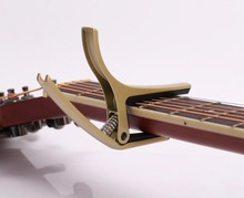 High Guality Aluminum Alloy Guitar Capo with Nail Puller