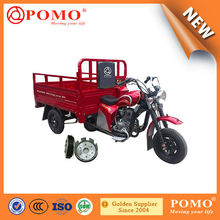 POMO-Direct Manufacturer 250cc motorized big wheel tricycle
