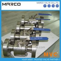Hot sale floating and trunnion stainless steel casted cf8 cf8m and forged ss304 ss316 ball valve