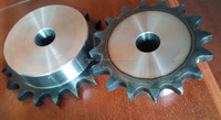 "3/4"" 1/4'' 1'' stainless steel chain sprocket wheel"