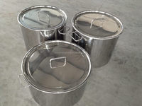 stainless steel drum/stainless steel keg/stainless steel milk barrel