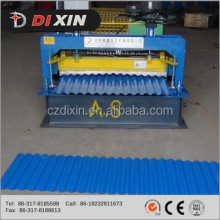 Roof Sheet/Panel Roll Forming Machine, corrugated steel plates machine, trapezoid profile iron sheet metal tile