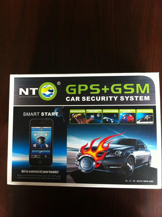 GPS Car Tracker with GPRS and Vehicle Theft Protection, safety and security