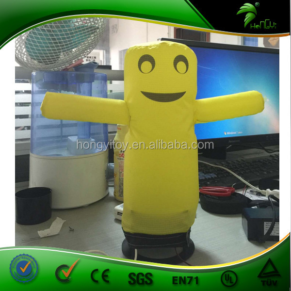 Mini 10inches Office Desk Inflatable Air Dancer