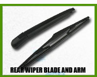 wholesale wiper blades windshield wipers for citroen rear wiper arm