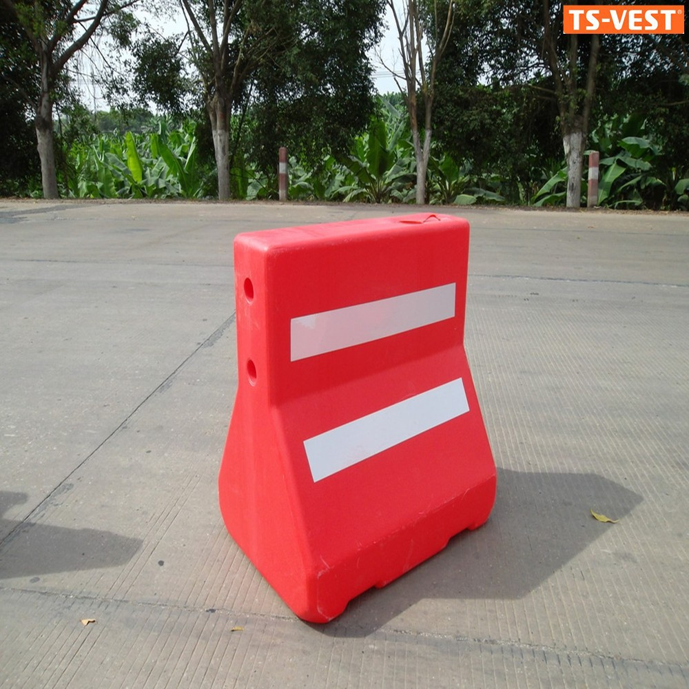 Barriers road safety products plastic water filled