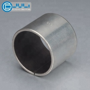 Supply Good Quality Car Parts Du Bushing Bearing ,Ptfe Hardened Wrapped Split Du Steel Insert Bushing