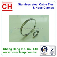 CV Joint Boot Clamps, Adjustable Clamps, Multi Lock Clamp Ring