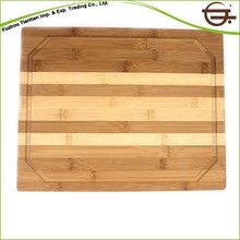 2016 hot sale bamboo cutting board color