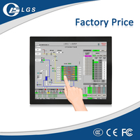 Buy OEM Touchscreen All in One Computer from China 10-22 inch for Industrial Use
