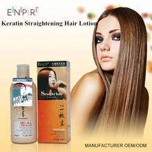Instant straightening hair treatment,permanent hair relaxer, natural straight hair cream 280ml