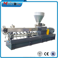 CE compounding parallel co-rotating granulator machine