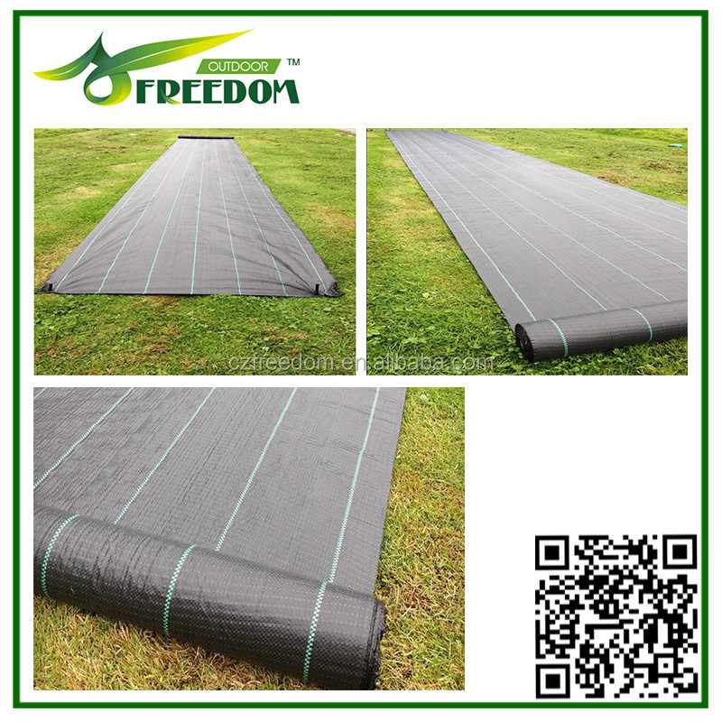 Garden biodegradable agricultural ground cover net