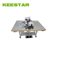keestar HCP1306 computer leather programmable harness sewing machine