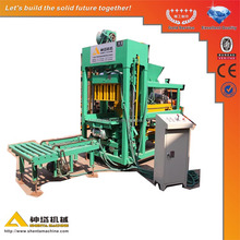 made in china QTJ4-40 manual brick and brock machine price
