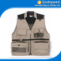 stock item Men Outdoor Vest new design High Quality Photographer Vest