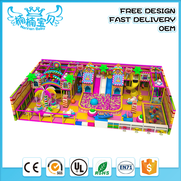 Competitive price safety play playground indoor equipment