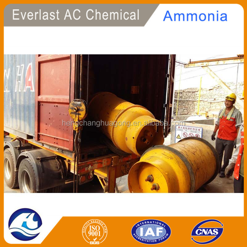 99.8% Liquid Anhydrous Ammonia for Cameroon Ammonia Solution Factory
