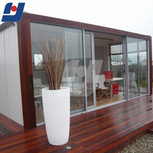 Hydraulic system standard shipping container house