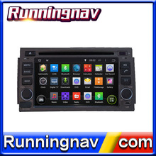 Car DVD Play for Hyundai Azera 2005-2011With TV/AM/FM/Radio/Bluetooth/ Android 5.1 system
