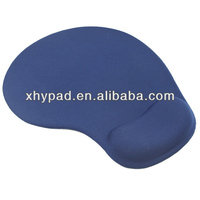 cartoon girl breast silicone computer mouse pads