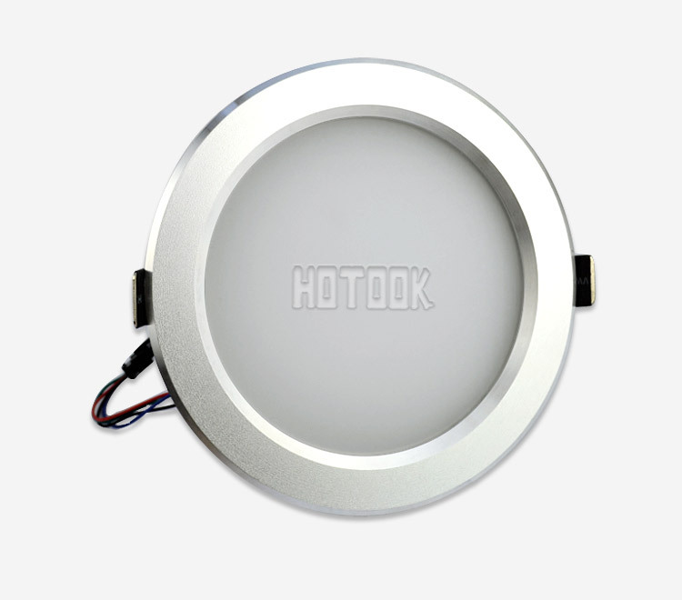 2015 2.4G RF remote or wifi control 18W led downlight dimmable