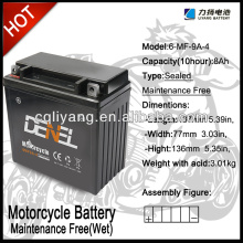 12V 9Ah battery of motorcycle parts