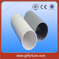 High Quality Slotted PVC Pipe
