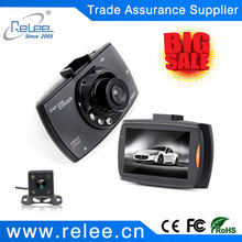 Full angle car protection dual car camera recorder dvr full hd 1080 fhd car camera 2k backup camera