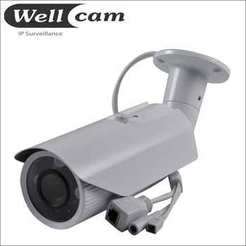 4MP IR Waterproof low illumination ONVIF H.265 IP camera support Micro SD card slot