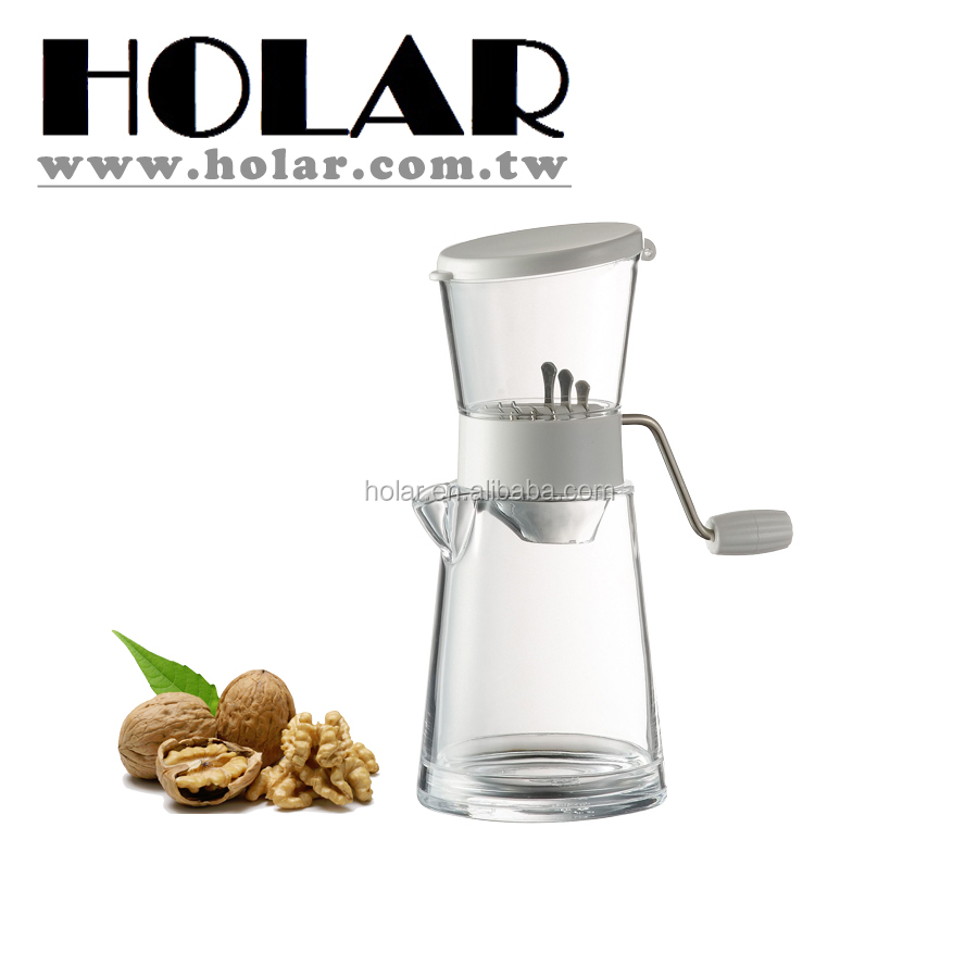[Holar] Taiwan Made Sturdy Walnut Crusher Nut Chopper with Hand Crank