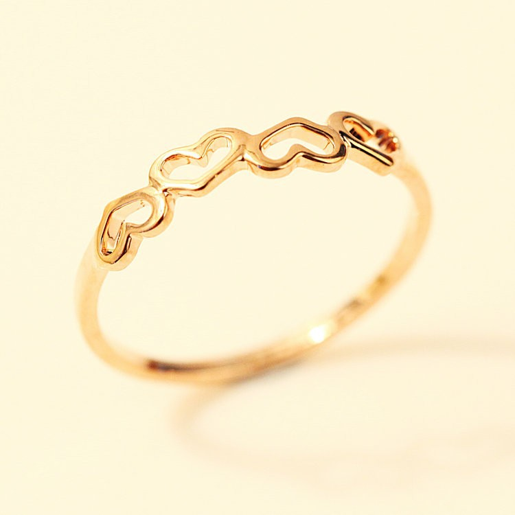 Wholesale weight of gold ring line Buy Best weight of gold