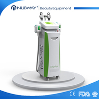 Factory promotion cryotherapy slimming machine for body fat removal fat freezing machine