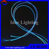 2MM polymer side glow fiber optic lighting