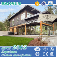 BAOSUN Prefabricated Modular House With CE