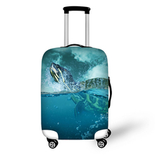 Luggage Accessroy custom luggage cover For 18 inch -30 inch Trolley Case