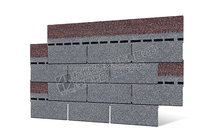 Weathered Gray Lightweight Roofing Modified Asphalt Shingles