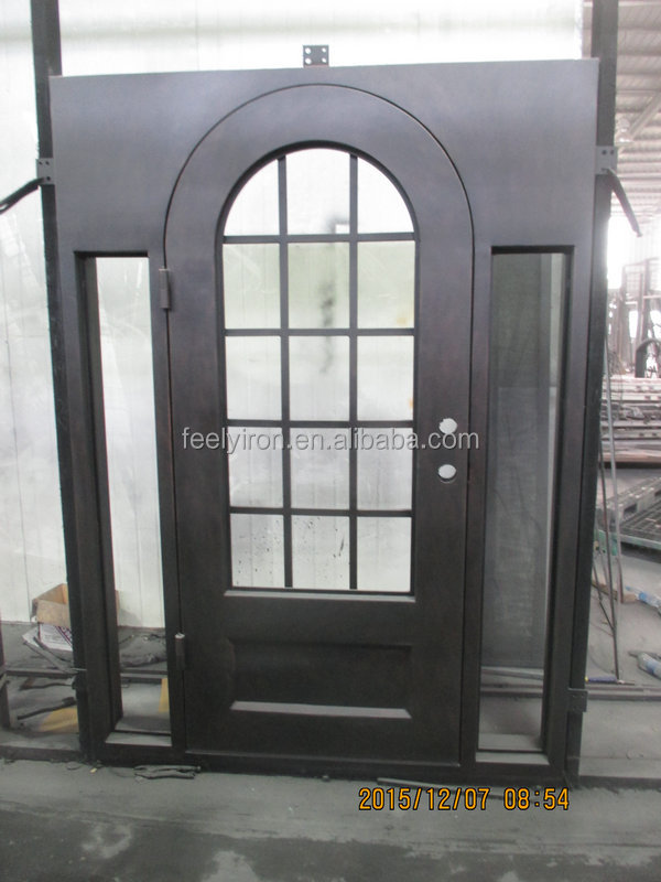 french steel security entry doors