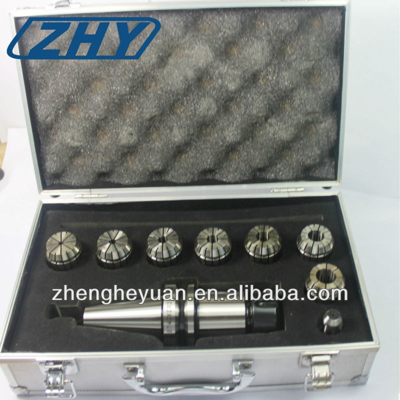 ZHY Milling Machine ER40 Spring Collet Set