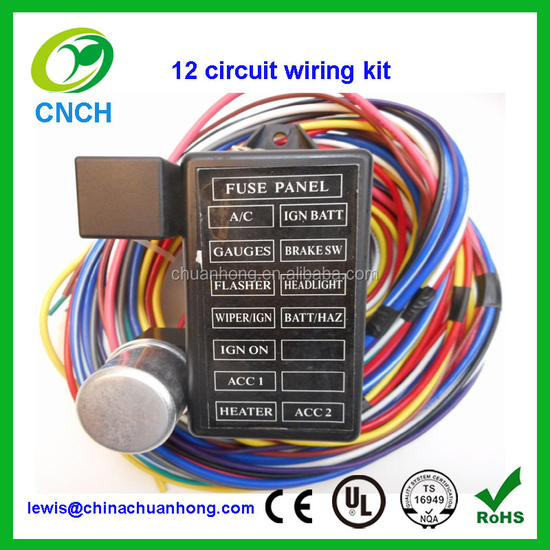 list manufacturers of 12 circuit wiring harness, buy 12 circuit 12 Circuit Wiring Harness cnch wiring 12 circuit hot rod wiring harness factory wholesale 12 circuit wiring harness