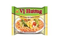 Hot & Sour Flavour Vegetarian Instant Noodles