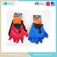 Custom bicycle accessories thin cycling gloves