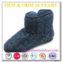 Ankle Military Woman slipper boot