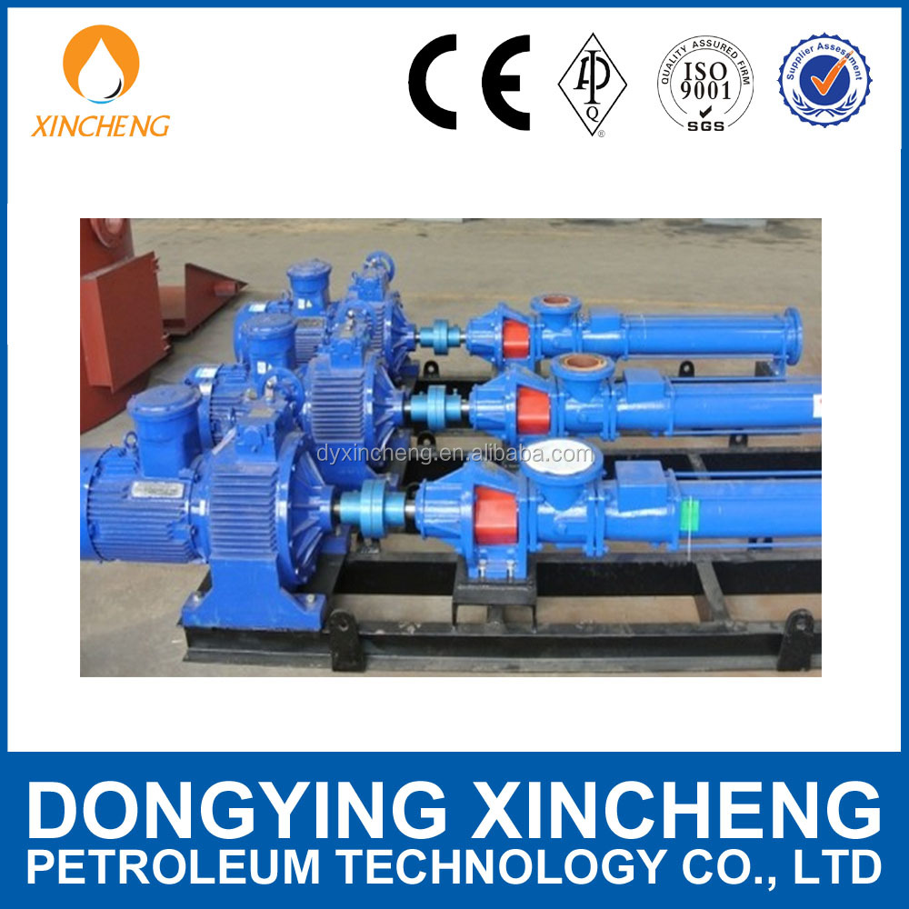 Progressive cavity pump,single screw pump,mono pumps