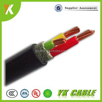 0.6/1kv 3 core copper conductor 3x16mm2 power cable